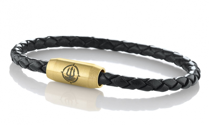 Einfach Anlegen! Maritime Armbänder aus echtem Segeltau und Leder